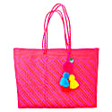 Lolita Recycled Plastic Beach Bag Leya image