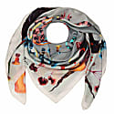 Rainbow Trout Square Scarf image