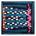 Multicolour Small Square Scarf image