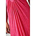 Jessie Dress Salmon Organic Print image