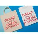 Courage Calls T-Shirt Gillian Wearing image