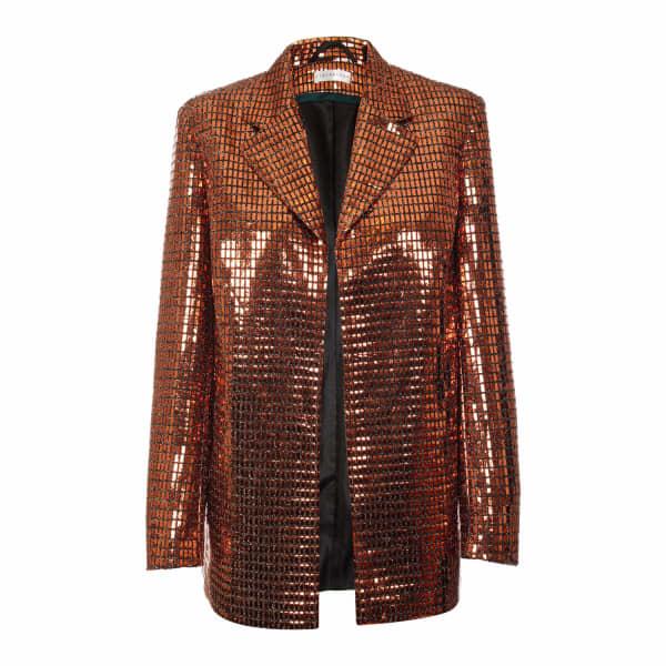 JIRI KALFAR Orange Disco Jacket
