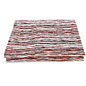 Red Stem Linen Table Cloth 320 image