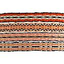 Handwoven Bracelet Set In Nude & Dark Tones image