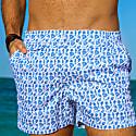 Kairen Atlantide Men'S Swimshorts Trunk From 100% Recycled Plastics image