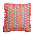 Bedawi Blush Cotton Cushion image