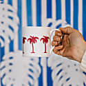 Palm Tree Mug image