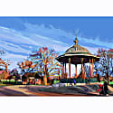 The Bandstand Clapham Common South London image