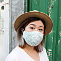 Tencel Reusable Face Masks Pack Of 3 - Dainty image
