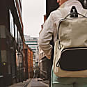 Ruxtpin Backpack Desert Waxed Canvas image