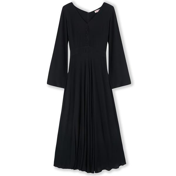 RADISH Mimi Dress In Black