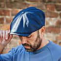 The London Baker Boy Hat- Blue Indigo image