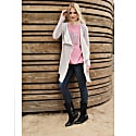 Fog Sweater Rosa Light Grey-Cream image