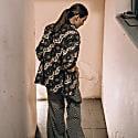 Womens Oversized Blazer Jepang image