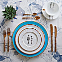 Models Bone China Dinner Plate image