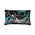 River Moonlight Velvet Cushion image