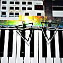 Studio 54 Black Gradient image