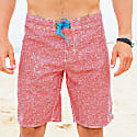 Railay Boardshorts in Red image