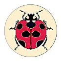 Lady Bird Placemat image