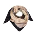 One Day in Paris Silk Scarf image