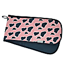 Animal Palm Oven Gloves In Pink Mix image