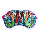 M For Mermaids Silk Eye Mask In Giftbox image