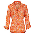 Orange Paisley Soho Shirt image