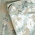 Parker Metallic Leather Skirt Mint image