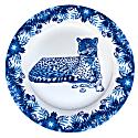Leopard Willow Pattern Side Plate image