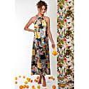 Lullah Mosaic Print Maxi Dress image