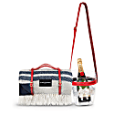 The Heating & Plumbing London Picnic Duo - Grey With Navy Stripes image