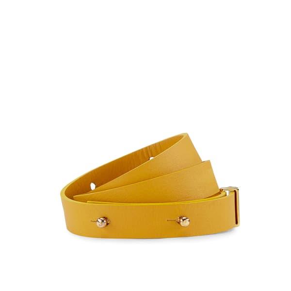 Golden Eyes Belt Elbe Gold