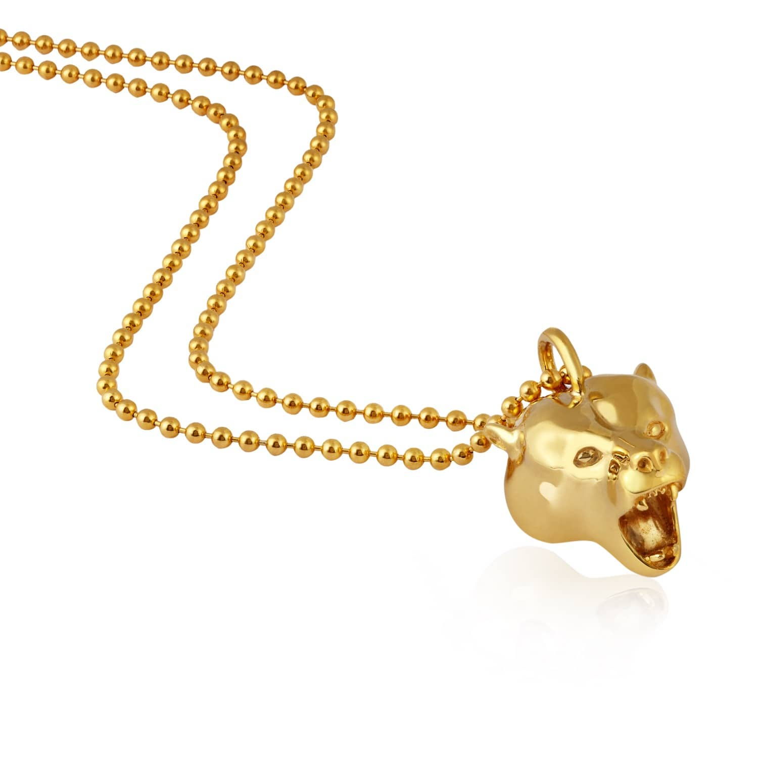 teddy bear necklace pendant phantasya necklaces product