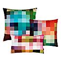 Pixel Fire Cushion image