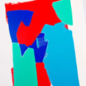 Bright Colour Block Limited Edition Screen Print image