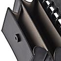 Leather Belt Bag - Brave - Black image