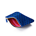 Pouch - Blue Polka Dot image