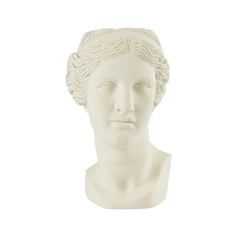 Venus Head Vase Ice white | SOPHIA-ENJOY THINKING | Wolf & Badger
