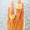 Gniot Ring Gold image