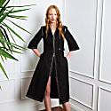 Zipper All-Over Dress image