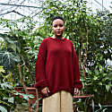 Nida Knit In Cherry image