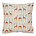 Giraffes Cushion image