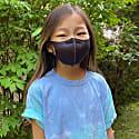 2 pack Washable Face-Mask Bacteria Resistant Pink Flower image