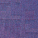 Bitmap Digital Sunset Purple Throw image