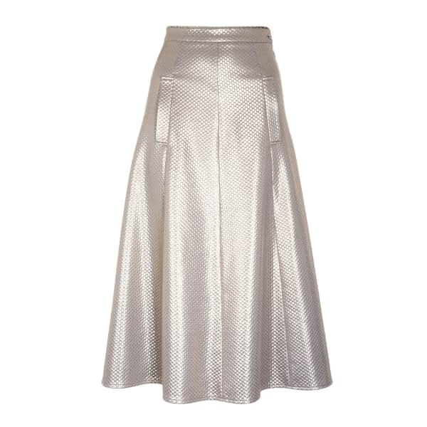JIRI KALFAR Metallic Skirt