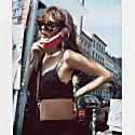 Phone Purse Classic Brown image