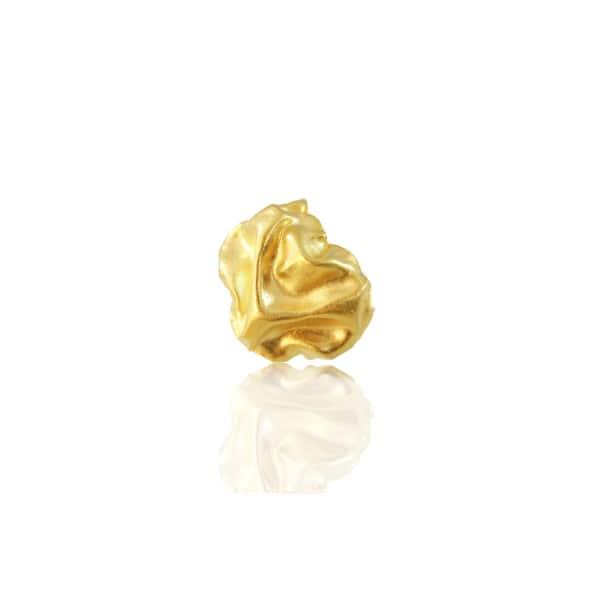 KAROLINA BIK JEWELLERY Gniot Ring Gold