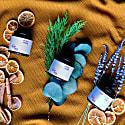 All Day Eating - Orange + Cinnamon 85G Christmas Candle image