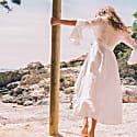 Ischia Wrap Dress image