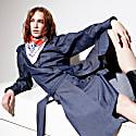 Denim Shirt Dress image